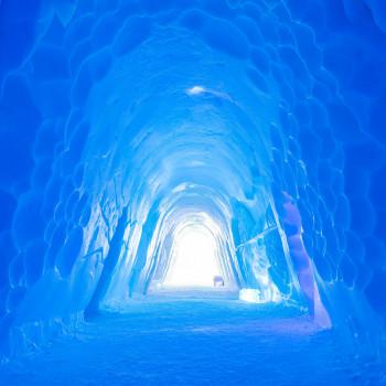 Ice Hotel in Norwegen