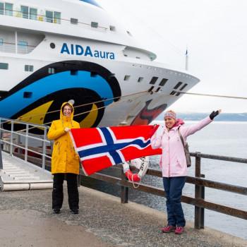 Fotoalbum Trondheim Norwegen