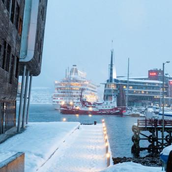 Zusammenfassung AIDA Aura Winter im hohen Norden