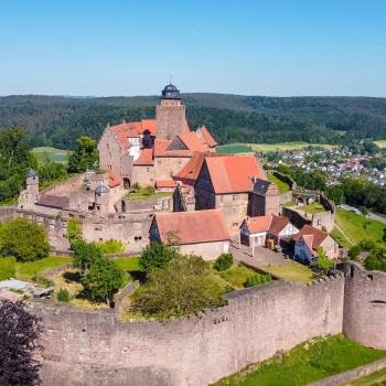 Ausflugstipp Burg Breuberg im Odenwald