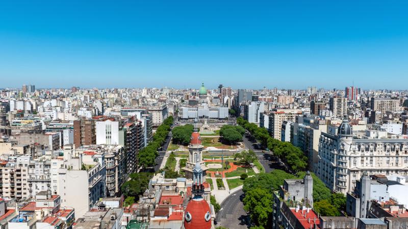 Bester Aussichtspunkt von Buenos Aires