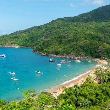 Ilhabela and the top beaches of the beautiful island in Brazil