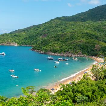 Ilhabela und die Top Strände der schönen Insel in Brasilien