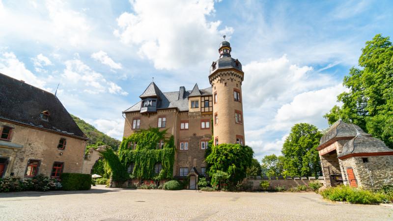 Schloss Burg Namedy