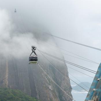 Seilbahn zum Zuckerhut in Rio