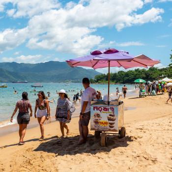 Ilhabela beaches