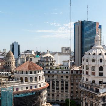Buenos Aires und Tango Show