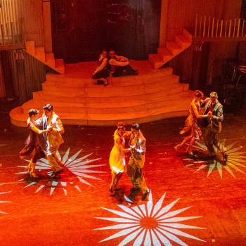 Tango Porteno Show in Buenos Aires