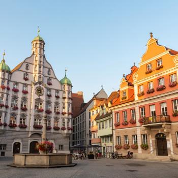 Memmingen Altstadt & Marktplatz