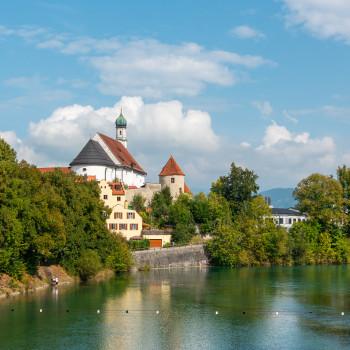 Franziskanerklosterkirche in Füssen