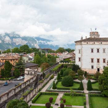Castello del Buonconsiglio in Trento