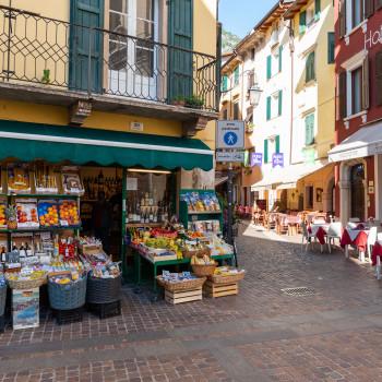 Lebensmittelgeschäft in Riva del Garda