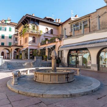 Brunnen am Piazza delle Erbe