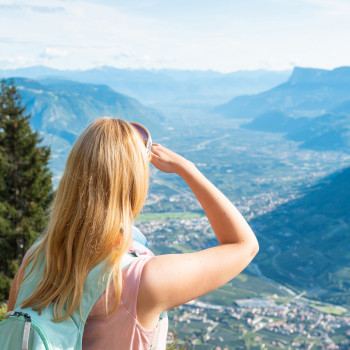 The best hiking trails near Merano in South Tyrol