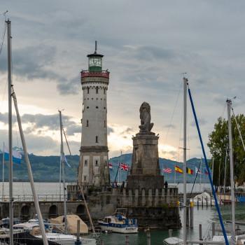 Altstadt von Lindau am Bodensee