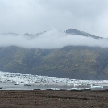 Skaftafell Gletschersee