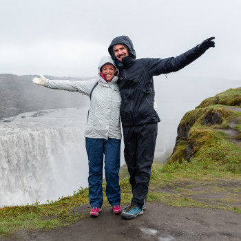 Dettifoss and Hverir in Iceland trip