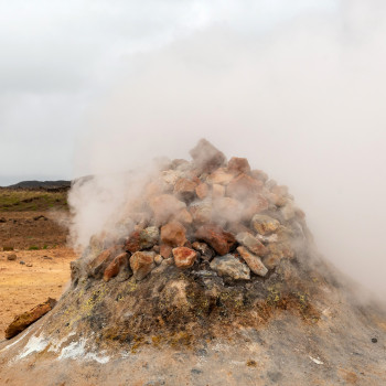 Sulfuric Smoker in Hverir
