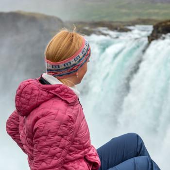 Godafoss Wasserfall und Akureyri