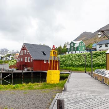 Heringmuseum in Siglufjördur