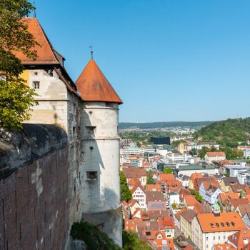Heidenheim: Schloss und Altstadt