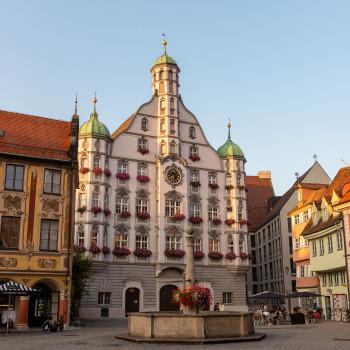 Memmingen: Hübsche Altstadt zum Bummeln