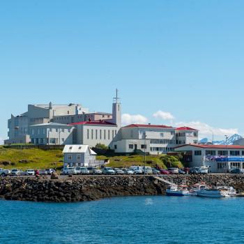Stykkisholmur in Island