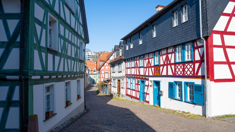 Fachwerkhaus in Idstein