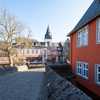 Fotos aus der Altstadt von Idstein