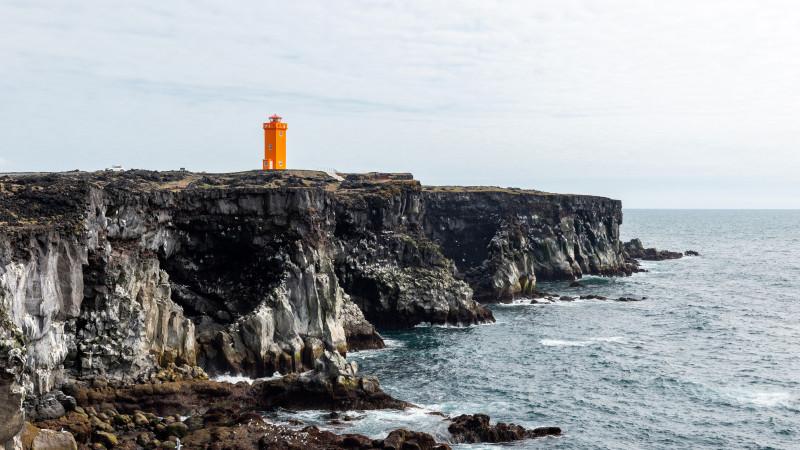 Svörtuloft Leuchtturm