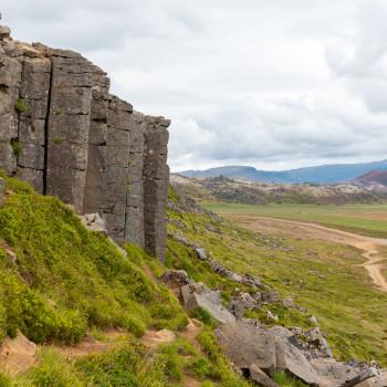 Krauma und westliches Island