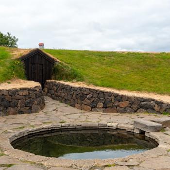 Snorralaug in Reykholt