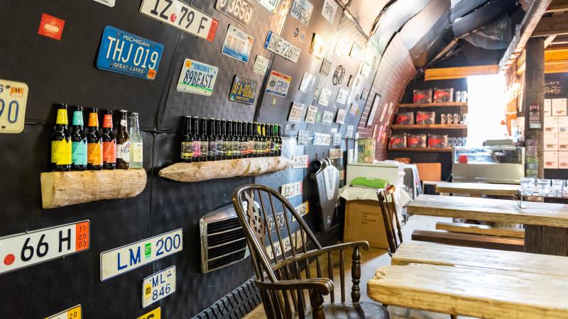 Stedji Bier Brauerei in Island