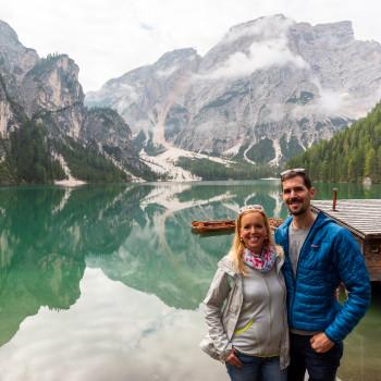 Pragser Lake: unique photo spot