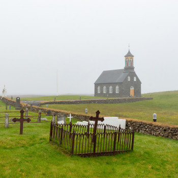 Hvalsneskirkja Island