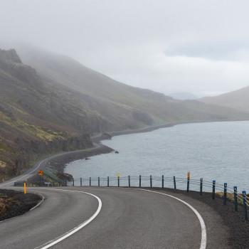 Kleifarvatn Island