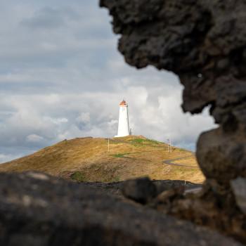 Reisen auf der Reykjanes Halbinsel in Island