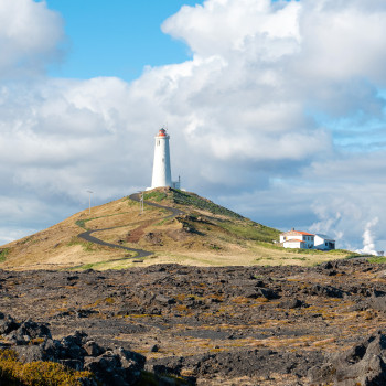 Reykjanes Leuchtturm
