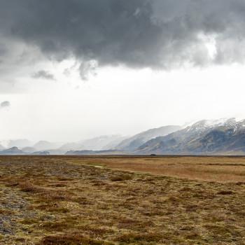 Berge am Thorsmörk Nationalpark