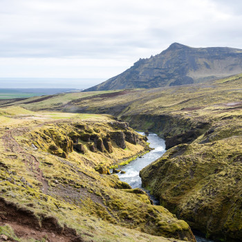 Fimmvorduhals Wanderung