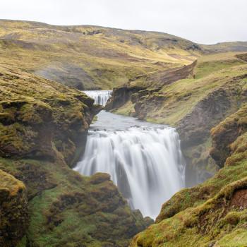 Innri-Fellsfoss Wasserfall