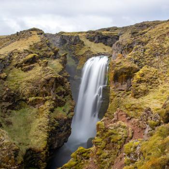 High Peaks Waterfall
