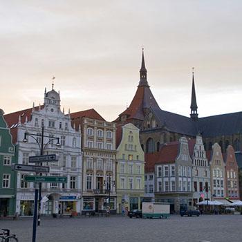 Städtetrip nach Rostock und Warnemünde