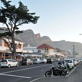 Südafrika - Hermanus und Camps Bay in Kapstadt