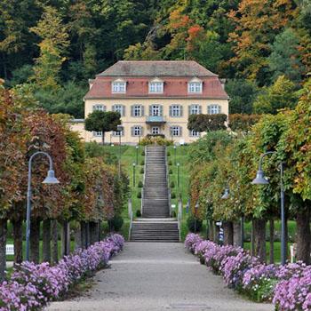 Die königliche Residenz Bad Brückenau