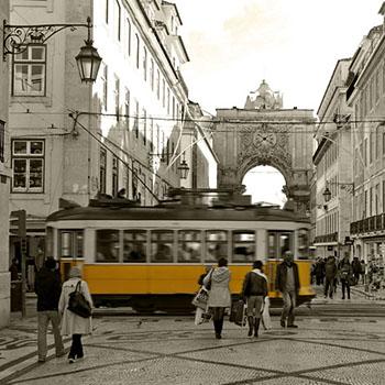 AIDA Kanaren Kreuzfahrt - 03 Lissabon