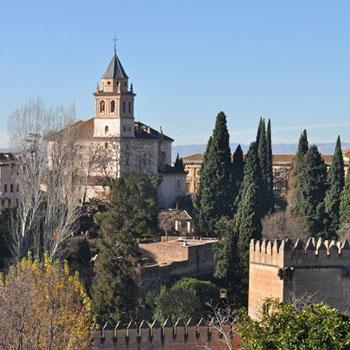 AIDA Kanaren Kreuzfahrt - 05 Malaga und Granada