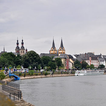 Sehenswürdigkeiten Koblenz
