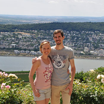 Romantik Tour bei Rüdesheim im Rheingau