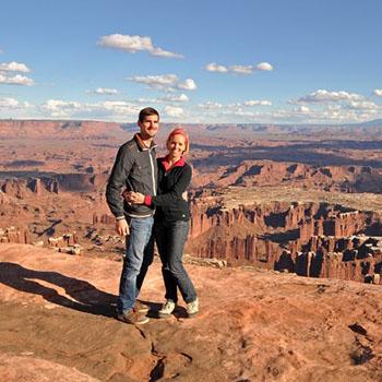 USA Reise - Canyonlands National Park